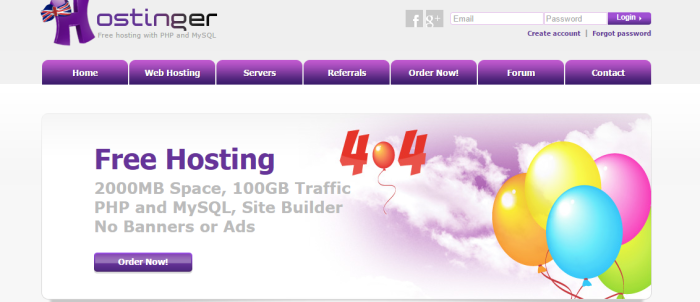 free-hosting-in-uk-with-php-and-mysql-website-builder-no-ads